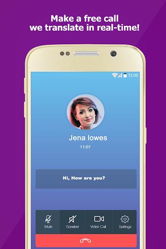 Odle - Voice call translator  screenshots 2