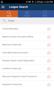 Cricclubs Mobile- screenshot thumbnail