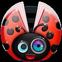 Ladybugs Photo Frames Jointer icon