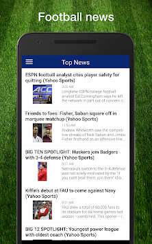 Download Fbs College Football Schedule 2018 Pro Edition Apk Latest