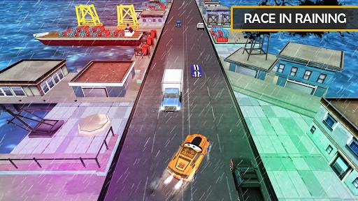Lightning Cars Traffic Fast Racing 3D 1.1 screenshots 2