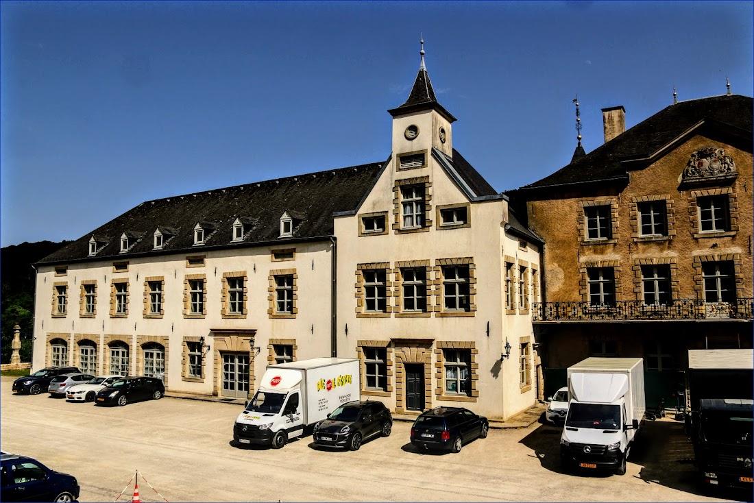 За́мковый Люксембург, люксембургская Швейцария Дикирх и Клерво (июнь 2021).
