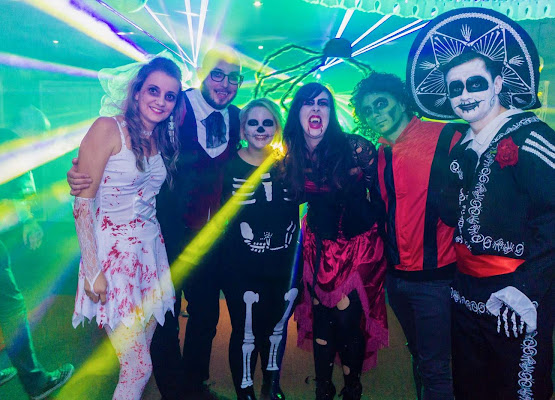 Halloween Party DJ For Hire London | Platinum Disco