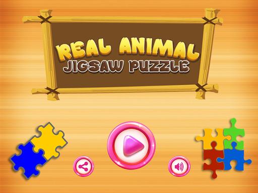 Animal Jigsaw Puzzles DayCare 1.0 screenshots 1