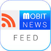 Mobit News App - Feed