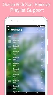 ET Music Player - náhled
