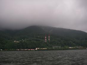 Photo: bardzo niskie chmurki