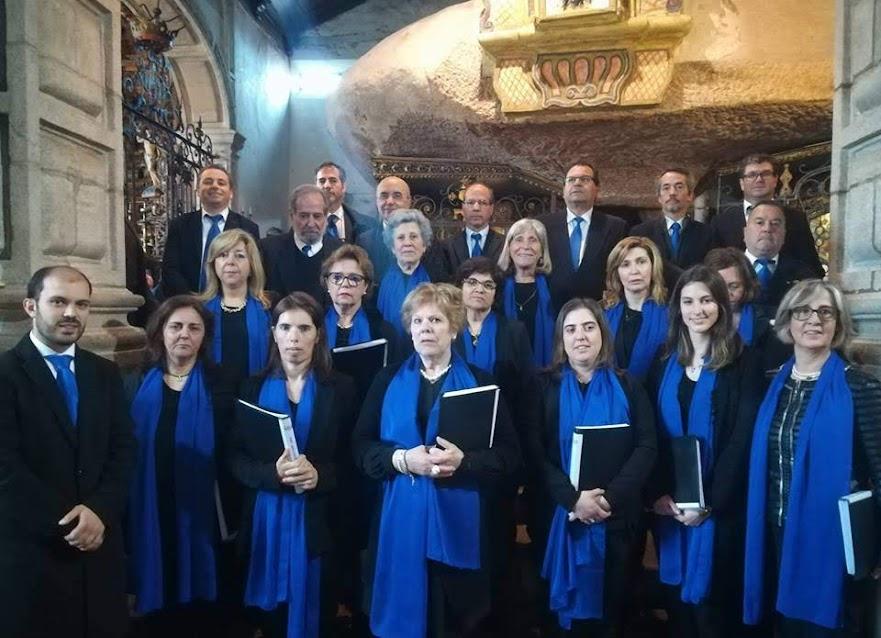 Coro da Misericórdia de Lamego participou na Romaria da Senhora da Lapa