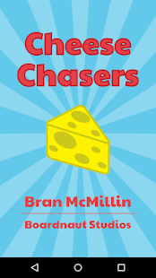 Cheese Chasers Board Game- screenshot thumbnail