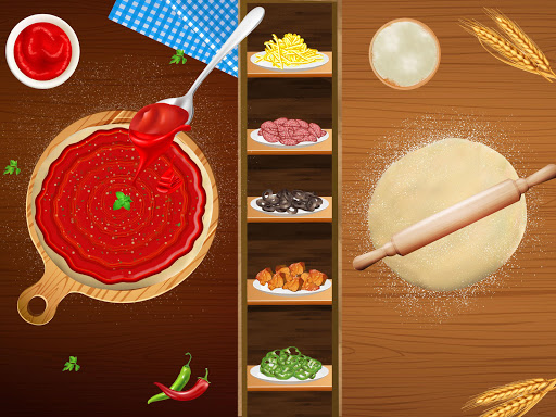Fast Food Maker Kitchen : Burger Pizza Deliveryu00a0 1.0.1 screenshots 13