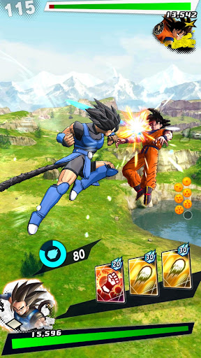 DRAGON BALL LEGENDS screenshots 14
