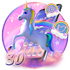 Rainbow unicorn APK Icon
