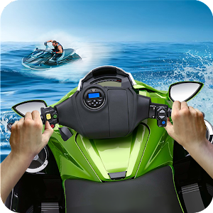 Drive Water Bike 3D Simulator for PC and MAC