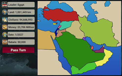 Middle East Empire 2027 Android Apps on Google Play
