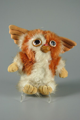 Stuffed animal:Gizmo