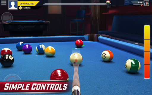 Pool Stars - 3D Online Multiplayer Game u0635u0648u0631 2