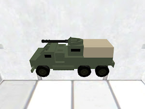 Armored Support vehicle