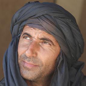Tuaregue... by JORGE JACINTO - People Portraits of Men ( men, portrait )