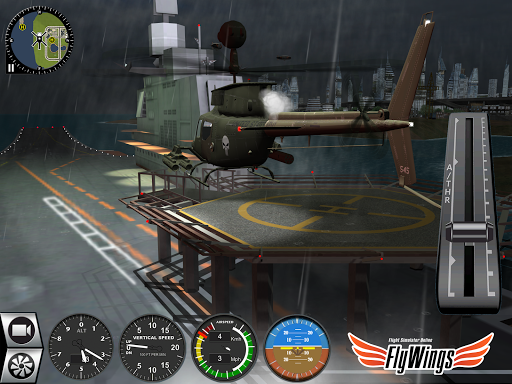 Helicopter Simulator 2016 Free  screenshots 13