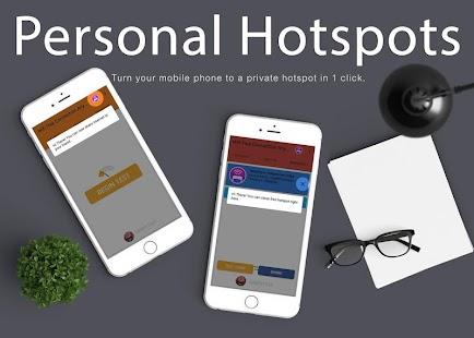 WiFi připojení odkudkoliv a přenosný hotspot - náhled