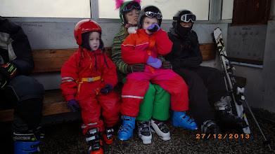 Photo: wo sind die Skier !!!! ????