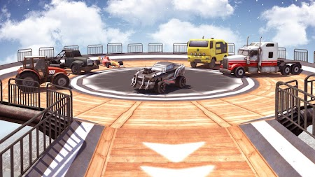 Mega Ramp Impossible 3D APK screenshot thumbnail 8