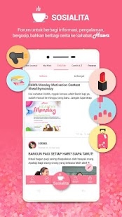 Hawa - App Wanita Indonesia- gambar mini screenshot