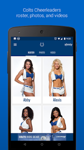 Indianapolis Colts Mobile - náhled