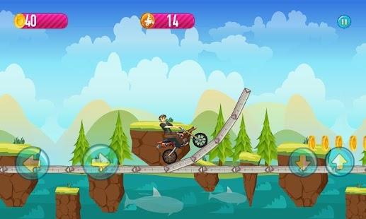 Ben Jungle Motorbike Race - náhled