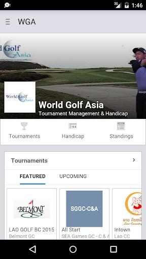 World Golf Asia