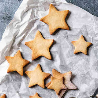 Chinese Five-Spice Cookies.