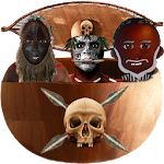 African Heroes 3D : Space Icon