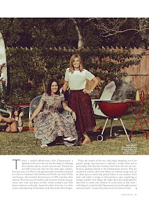 Vogue Australia- screenshot thumbnail