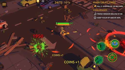 Zombie Blast Crew 2.1.1 screenshots 7