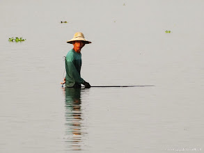 Photo: #015-Amarâpura, Taungthaman Lake.