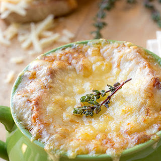 Classic French Onion Soup #Recipe