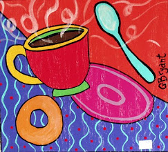 Photo: Coffee and Bagel 10x10