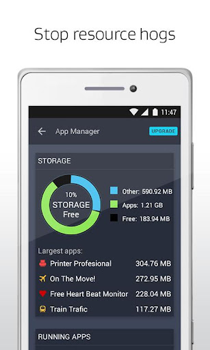 AVG Cleaner for Android phones screenshot 6