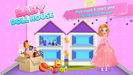 Baby doll house decoration game 1.1.5 screenshots 1