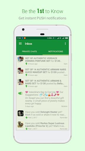 Swapit - Buy & Sell Used Stuff screenshot