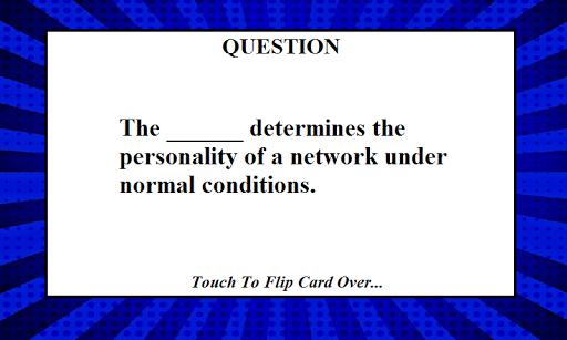 CCNA Certified Network Study