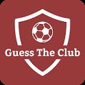 Guess the football club logo quiz icon