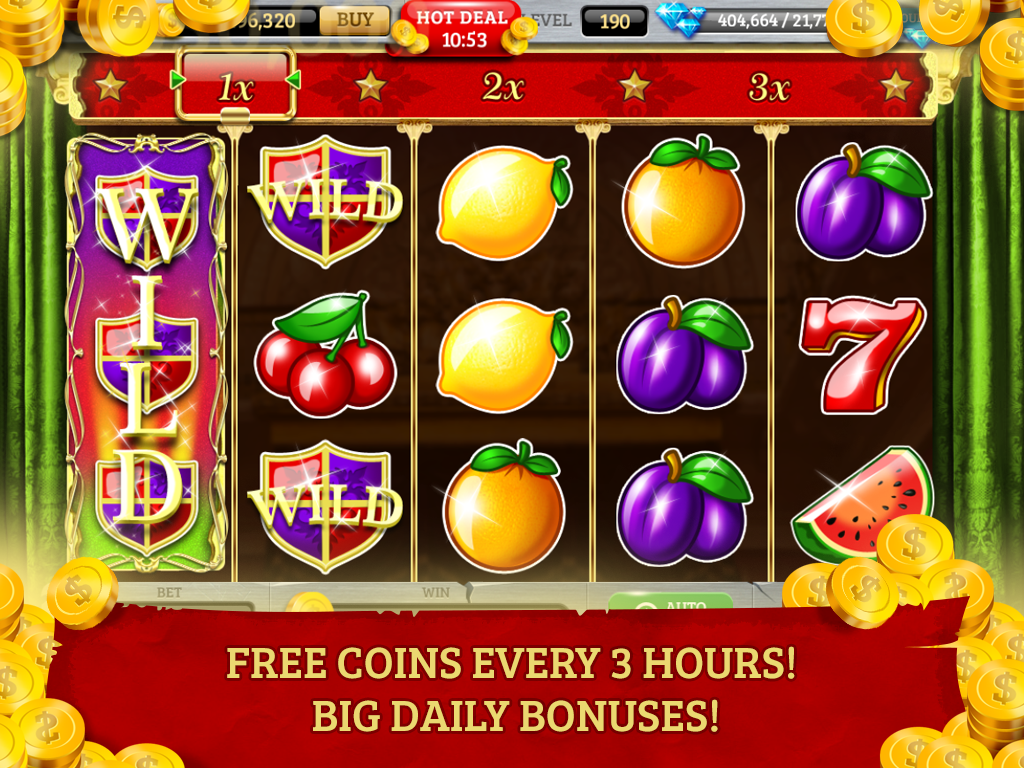The Royals: Go Camping Slot Machine - Play Online for Free