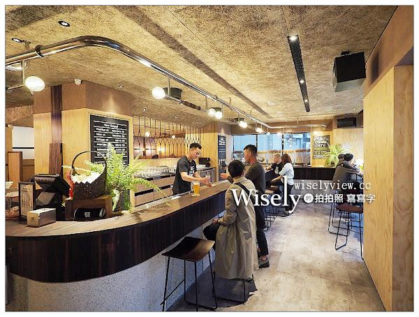 金色三麥精釀啤酒吧 SUNMAI BAR 安和店:結合在地元素的淺酌聊天空間