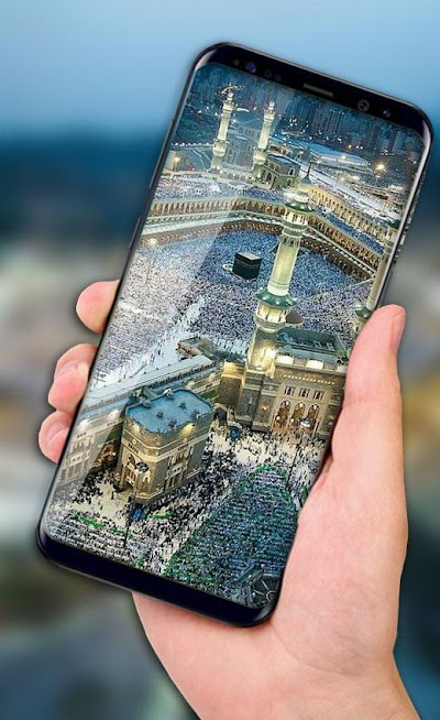 Mecca Live Wallpaper HD – Kaaba Free Wallpaper 3D APK Download