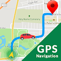 GPS Navigation - Maps, Directions icon