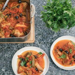 Chicken Cacciatore With Rice Recipes