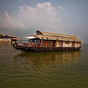 by Saif Ambalappuzha - Transportation Boats