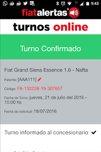 Fiat Alertas Ar- screenshot thumbnail