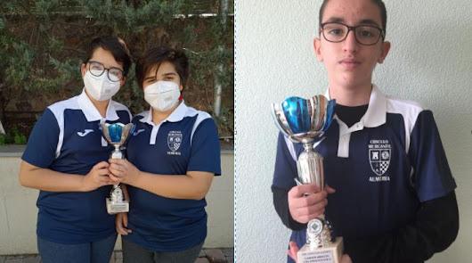 Jugadores del Círculo Mercantil brillan en Campeonato de Andalucía